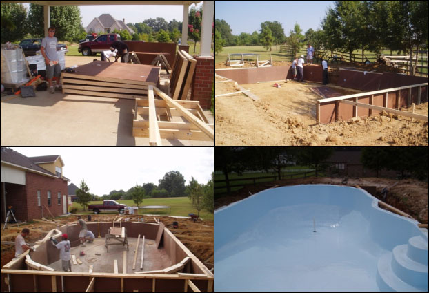 Build your own pool for Build your own pool