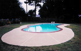residential pool applications