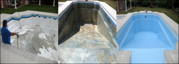 Fiberglass swimming pool resurfacing faq fiberglass Fibreglass pools vs concrete pools